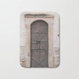 iron door Bath Mat