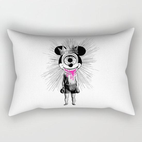 Fu…cked Up Celebrity Rectangular Pillow