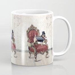 The Imperial Pug Coffee Mug