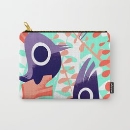 Tropic topic Carry-All Pouch