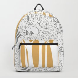 Forest Friends part 3 Backpack