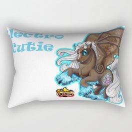 Electro Cutie Rectangular Pillow