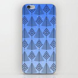 Bare Trees iPhone Skin
