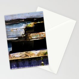 Battered House Boat 2 Stationery Cards
