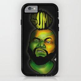 Jacques iPhone Case