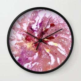 Daydream Painting by Tamara Jay Wall Clock