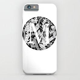 Woodsy M iPhone Case