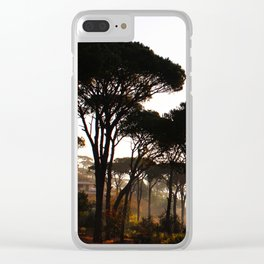 Pineland Clear iPhone Case