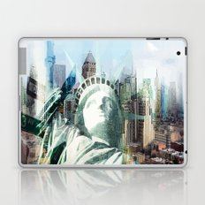 New York - vektor Laptop & iPad Skin