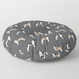 Rat Terrier dog breed decor gifts pure breed dogs Floor Pillow