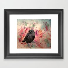 In Colors Framed Art Print