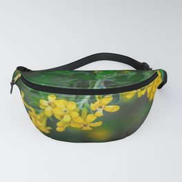 Yellow Blossoms 3 Fanny Pack