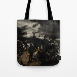Halloween OUAT Tote Bag