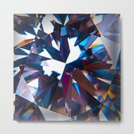 Bejeweled Metal Print