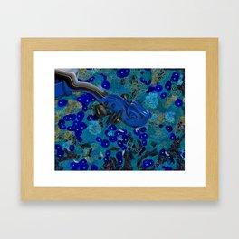 Violinelle - s06fv2 Framed Art Print
