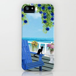 Happy Place iPhone Case