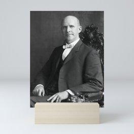 Eugene Debs Portrait - 1908 Mini Art Print