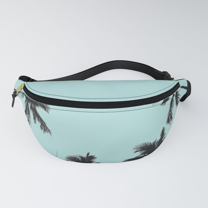 Palm trees 5 Fanny Pack