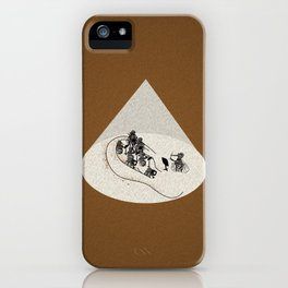 mosquito orchestra iPhone Case