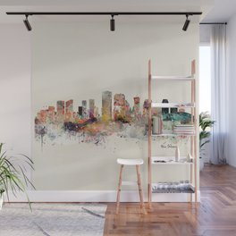 new orleans skyline Wall Mural