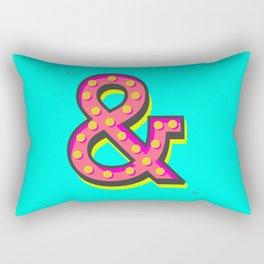 You & Me Rectangular Pillow