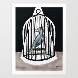 Myrah Washington Art Print