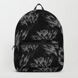 Black King Protea Backpack