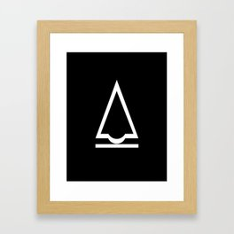 Credo Framed Art Print