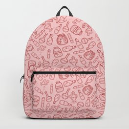 Cute Witchy Potions Backpack