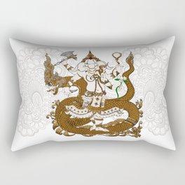 Garnesha Mash Up Rectangular Pillow