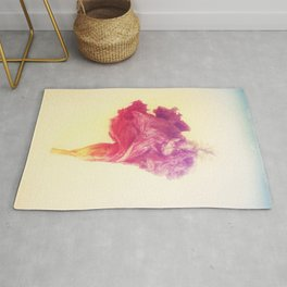 Once Upon a Flamenco Dancer Rug