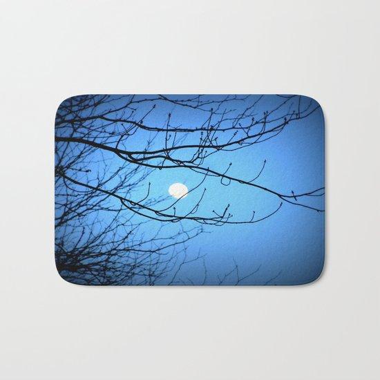Moonlight at Dusk Bath Mat