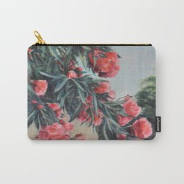 Oleander in the yard Carry-All Pouch