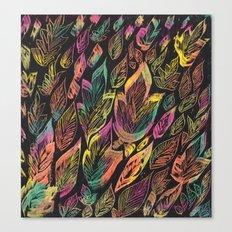 Fall Canopy Canvas Print