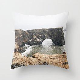 Northwest Coast Throw Pillow
