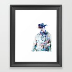 Django Framed Art Print