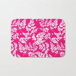 Spring Pink Bath Mat