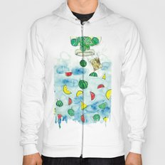 Why Watermelon Drop from Bottle? Hoody
