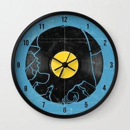 (500) Days of Summer Wall Clock