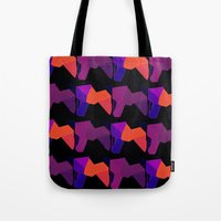 lions Tote Bags featuring LIONS by lucborell
