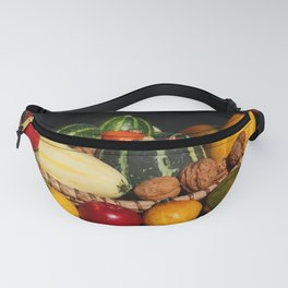 Autumn fruits Fanny Pack