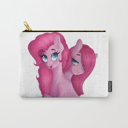 Mlp Pinkiepie -Two Side of the Same coin Carry-All Pouch