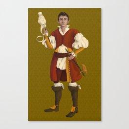 Besart Canvas Print