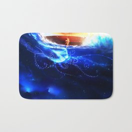 Endless Sea Bath Mat