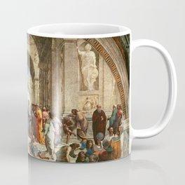 School Of Athens Painting Coffee Mug