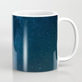 Night Sky Picture Coffee Mug