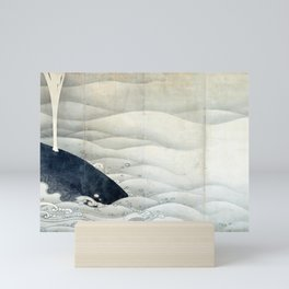 Elephant and Whale Screens by Ito Jakuchu Mini Art Print