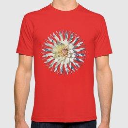 Dahlias 2 T-shirt