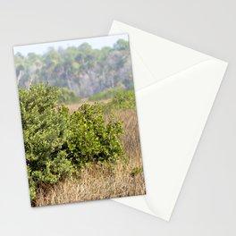 Watercolor Landscape, Gulf Island Beach 01, Florida Stationery Cards