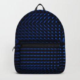 dark indigo denim Backpack